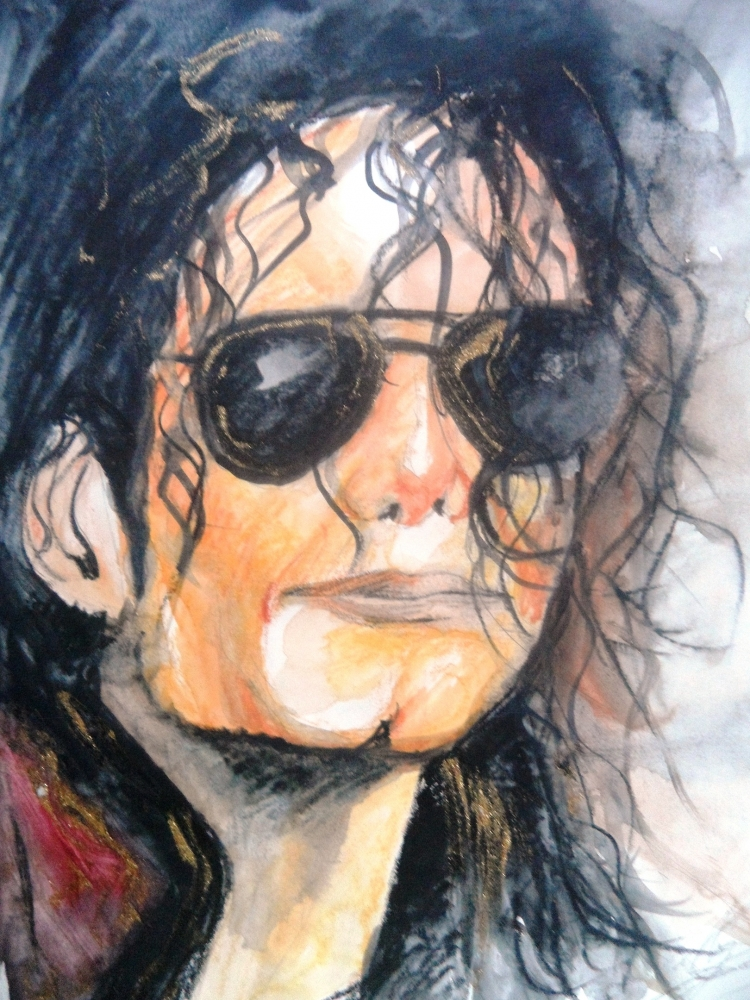 Michael Jackson by kathy